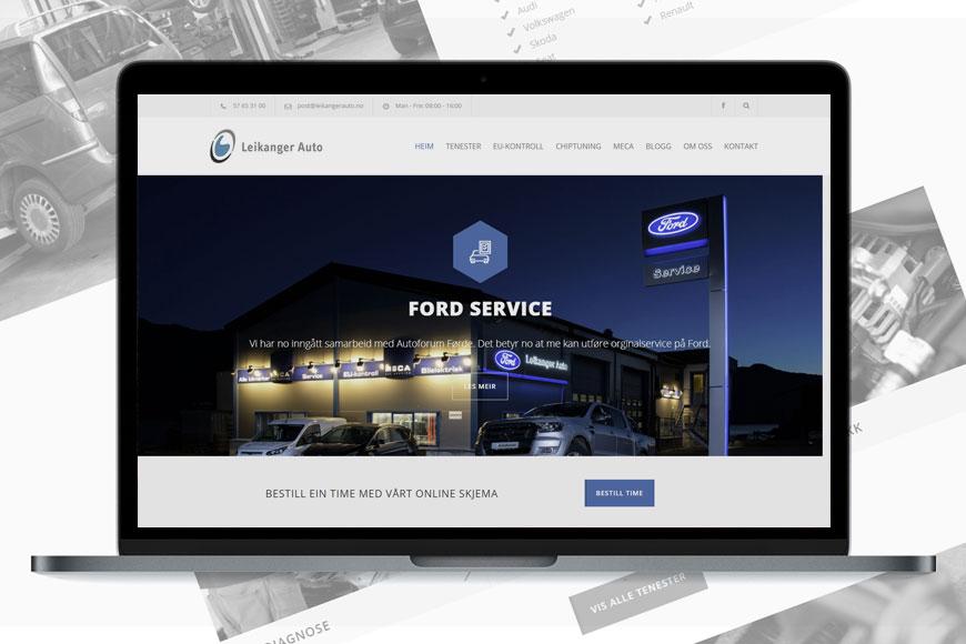 Velkommen  til  vår  nye  webside!